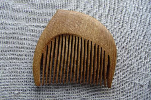 Сувениры и подарки Ярмарка Мастеров - ручная работа Купить Гребень деревянный из дуба Handmade