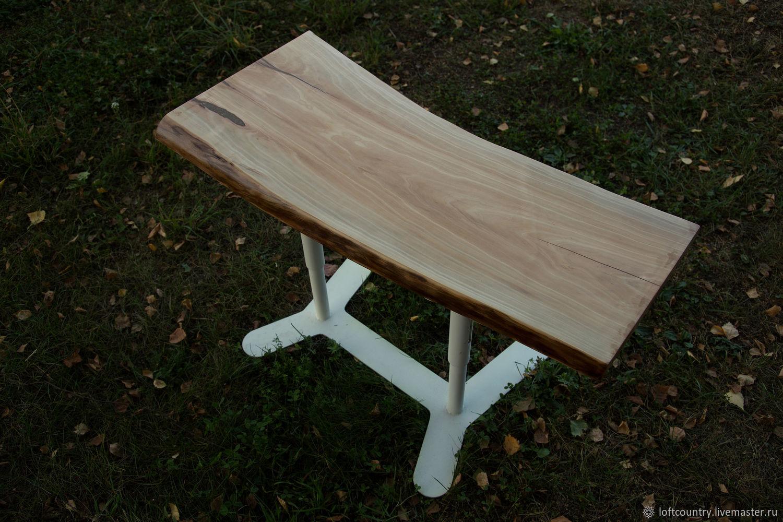 Журнальный столик в стиле лофт, Столы, Балашиха,  Фото №1