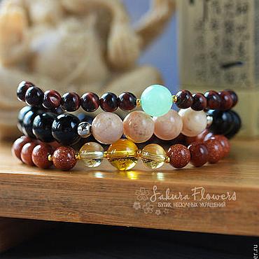 Фен-шуй и эзотерика ручной работы. Ярмарка Мастеров - ручная работа Йога-украшение браслеты. Handmade.