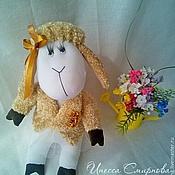 Куклы и игрушки ручной работы. Ярмарка Мастеров - ручная работа Овечка Лори. Handmade.