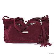 Сумки и аксессуары handmade. Livemaster - original item Bag with shoulder strap external pocket. Handmade.
