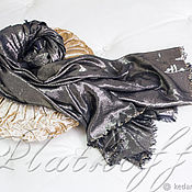 Wraps handmade. Livemaster - original item Italian stole in modal
