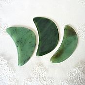 Косметика ручной работы handmade. Livemaster - original item Massagers made of jade. Handmade.