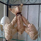 """Мягкие игрушки ручной работы. Ярмарка Мастеров - ручная работа """" медвежонок в стиле """"рококо"""". Handmade."""