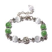 Украшения handmade. Livemaster - original item A bracelet made of beads: Bracelet