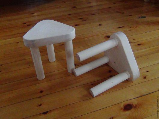 Мебель ручной работы. Ярмарка Мастеров - ручная работа. Купить Табурет маленький. Handmade. Табурет, кедр, дерево