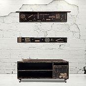 Для дома и интерьера handmade. Livemaster - original item Hallway loft made of natural wood Gold Loft. Handmade.