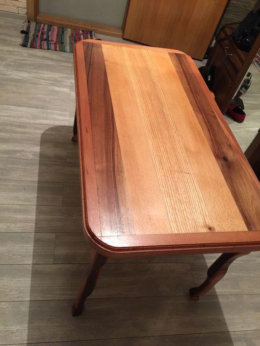 Мебель ручной работы. Ярмарка Мастеров - ручная работа. Купить Журнальный деревянный стол. Handmade. Стол, мебель из дерева, Мебель