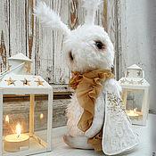 Куклы и игрушки handmade. Livemaster - original item White moth. Handmade.