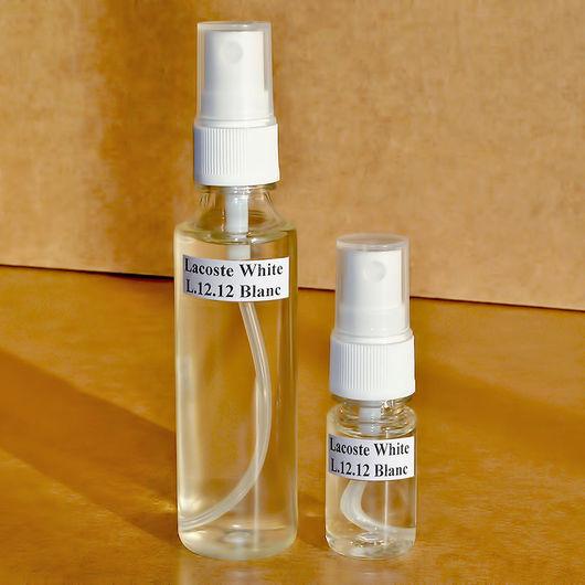Парфюмерия по мотивам Lacoste White L.12.12 Blanc