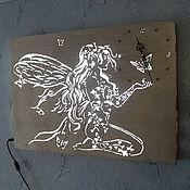 Для дома и интерьера ручной работы. Ярмарка Мастеров - ручная работа Картина 3 в 1.. Handmade.
