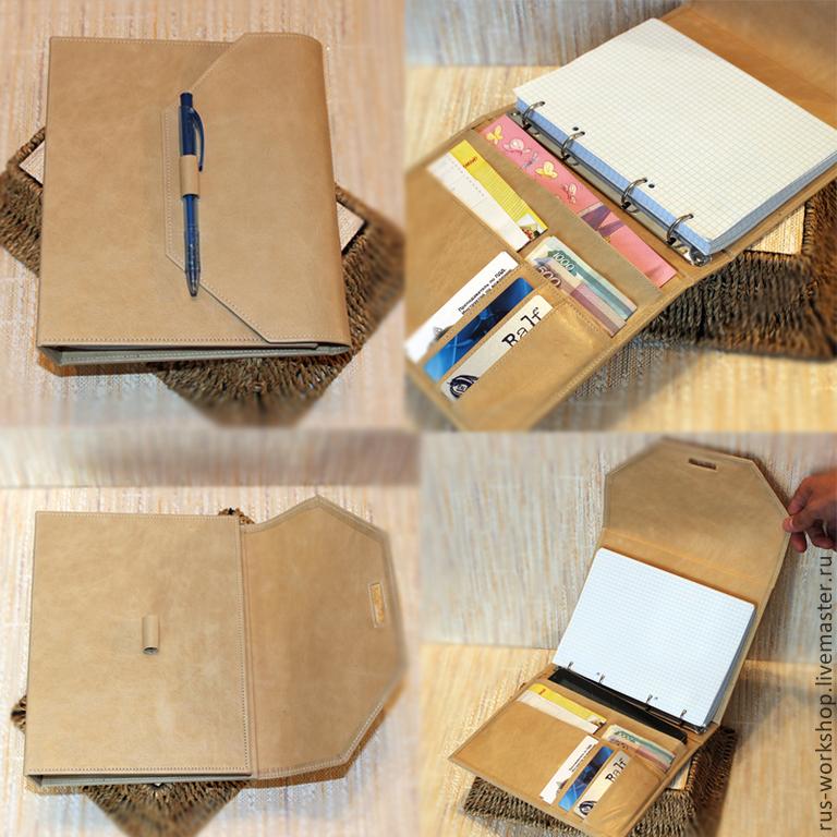 Как своими руками сделать блокнот из тетради своими руками