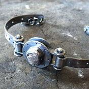 Украшения ручной работы. Ярмарка Мастеров - ручная работа OHNE MECHANISMUS браслет  (алмаз, серебро 925). Handmade.