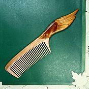 Сувениры и подарки handmade. Livemaster - original item Copy of Copy of Comb from the elm Aquarius. Handmade.