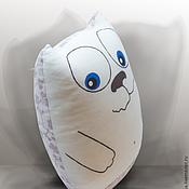 Куклы и игрушки ручной работы. Ярмарка Мастеров - ручная работа Игрушка-подушка кот Мармадьюк. Handmade.
