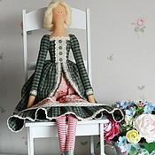 Куклы и игрушки ручной работы. Ярмарка Мастеров - ручная работа Тильда Пелагея. Handmade.