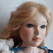 Куклы и игрушки handmade. Livemaster - original item Vintage doll from the Mundia Collection. Price reduced.. Handmade.
