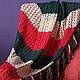 """Шали, палантины ручной работы. Ярмарка Мастеров - ручная работа. Купить Шаль """"Мексика"""". Handmade. Шаль, подарок девушке"""
