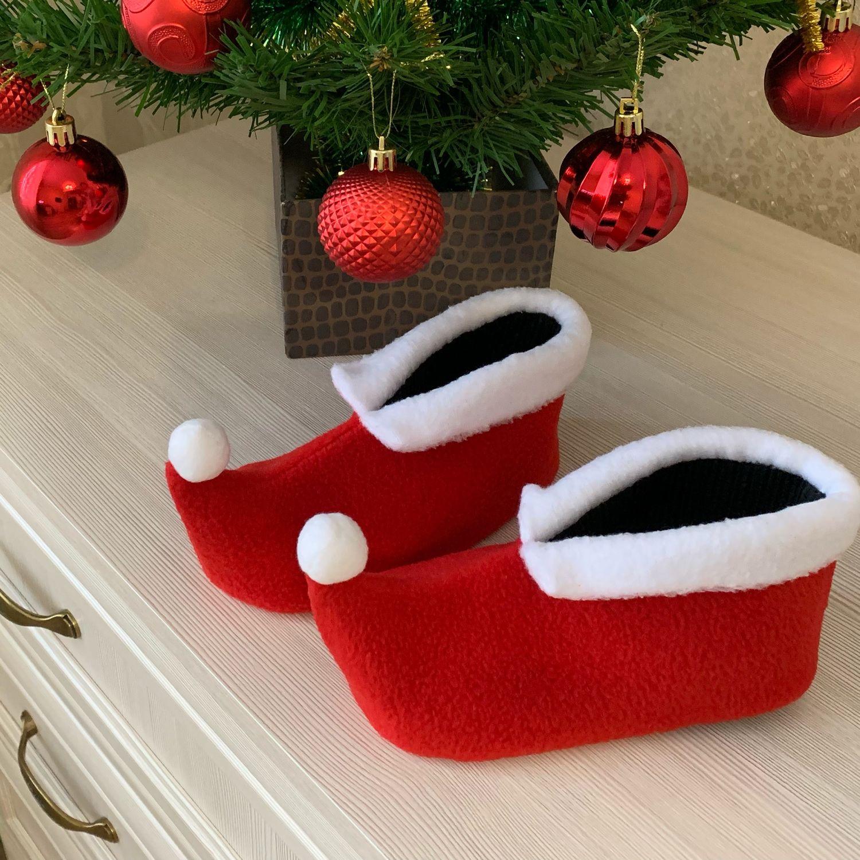 Dwarf Elf boots children's Christmas elf boots, High Boots, Kaliningrad,  Фото №1