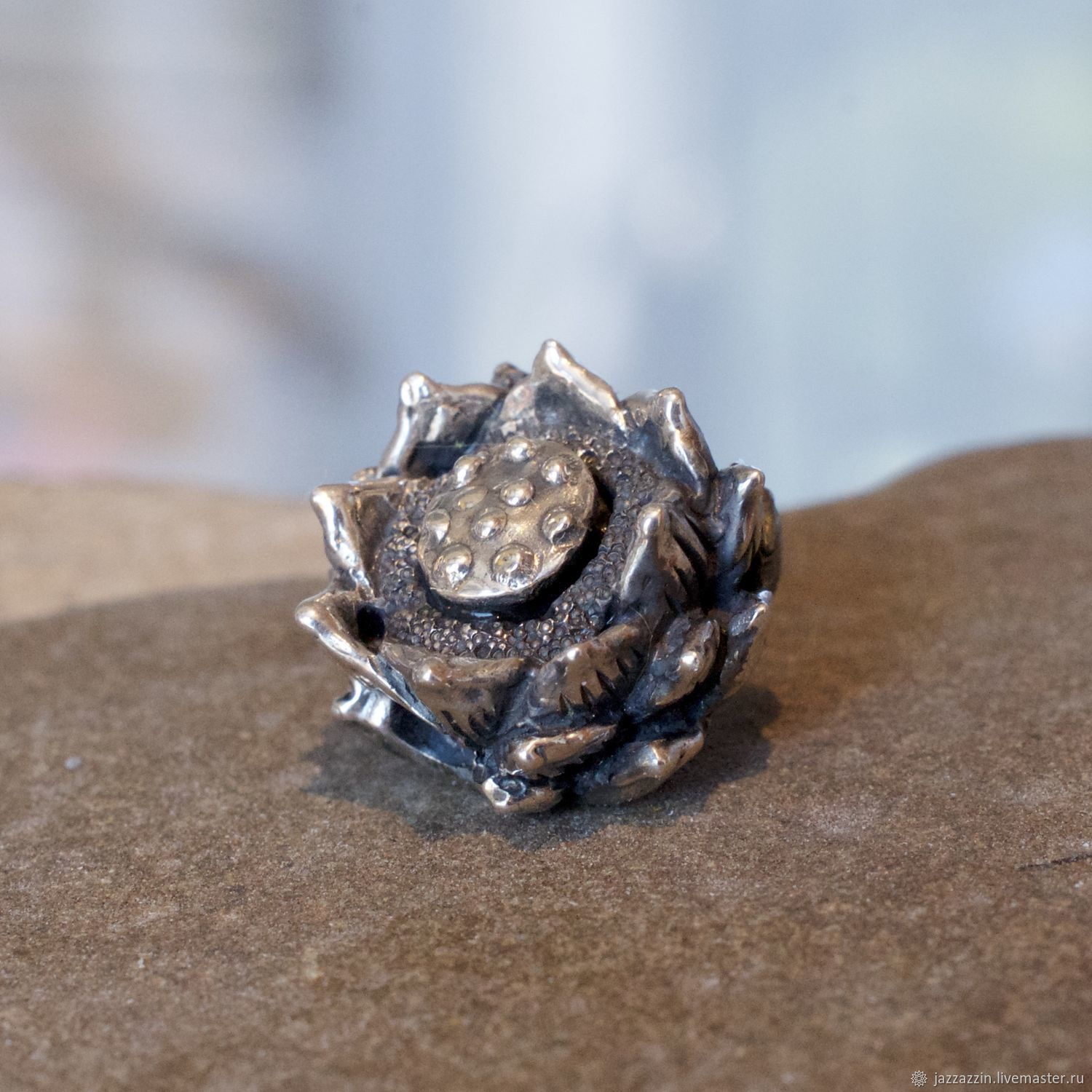 Lotus Flower Charm Shop Online On Livemaster With Shipping