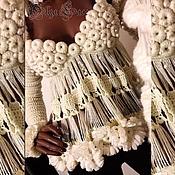 """Одежда ручной работы. Ярмарка Мастеров - ручная работа Вязаный топ из коллекции """"Danzal"""". Handmade."""