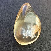 Фен-шуй и эзотерика handmade. Livemaster - original item Golden labrador, natural stone, Bitovnit, 5 g. USA. Handmade.