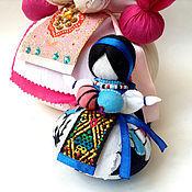 """Куклы и игрушки ручной работы. Ярмарка Мастеров - ручная работа Травница """"Голубика"""". Handmade."""