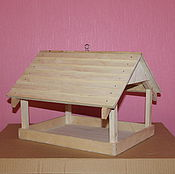Для домашних животных, ручной работы. Ярмарка Мастеров - ручная работа Кормушка для птиц. Handmade.
