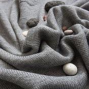 Одежда ручной работы. Ярмарка Мастеров - ручная работа Джемпер серый. Handmade.