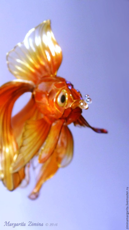 Авторские схемы оранжевая рыбка