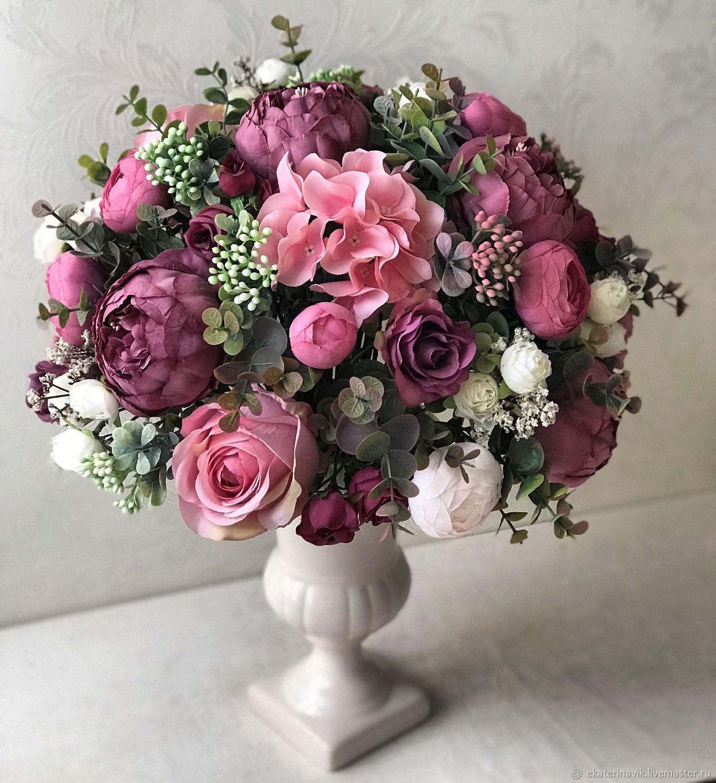 Букет в вазе, Цветы, Шахты,  Фото №1