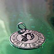Украшения handmade. Livemaster - original item Maiden pendant. Handmade.