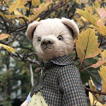 Куклы и игрушки ручной работы. Ярмарка Мастеров - ручная работа Медведь Тедди - Рональд. Handmade.