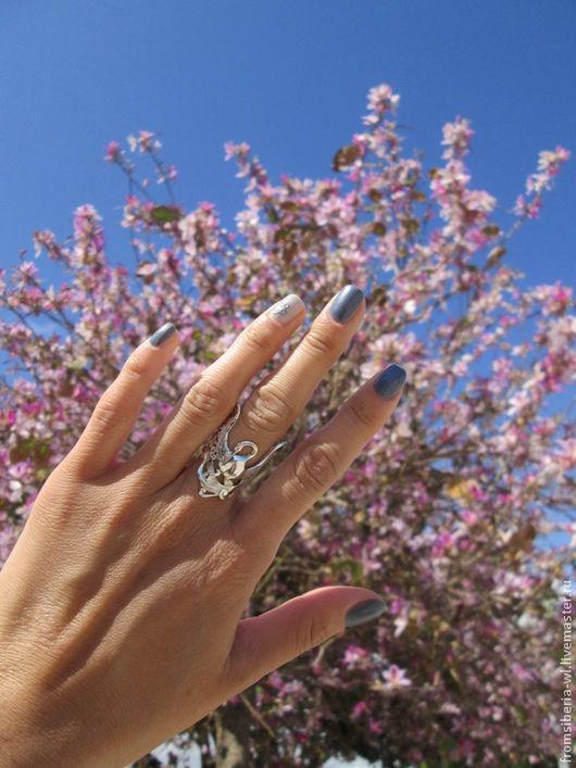 Кольца ручной работы. Ярмарка Мастеров - ручная работа. Купить Кольцо К143 серебро 925. Handmade. Серебряное кольцо, кольцо