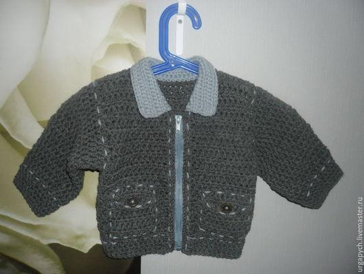 """Одежда для мальчиков, ручной работы. Ярмарка Мастеров - ручная работа. Купить Жакет """"Авиатор"""" для мальчика. Handmade. Пилот, мальчику"""