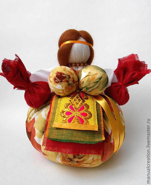 """Народные куклы ручной работы. Ярмарка Мастеров - ручная работа. Купить Травница """"Дикий Мед"""". Handmade. Травница, народная игрушка"""