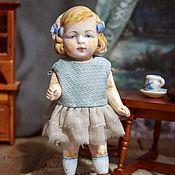 Куклы и игрушки ручной работы. Ярмарка Мастеров - ручная работа Куколка из антикварных деталей Лидочка. Handmade.