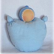 Куклы и игрушки ручной работы. Ярмарка Мастеров - ручная работа Вальдорфские куклы простых форм для малышей. Handmade.