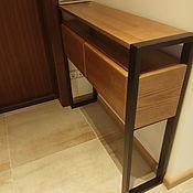 Для дома и интерьера handmade. Livemaster - original item Dressing table made of solid wood to order. Handmade.