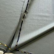 Материалы для творчества ручной работы. Ярмарка Мастеров - ручная работа Итальянская костюмная шерсть Vitale Barberis Canonico 1663. Handmade.