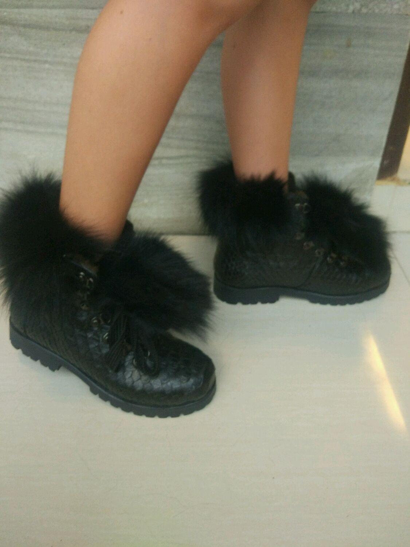 b39bd8e1668e Зимние ботинки из питона – купить в интернет-магазине на Ярмарке Мастеров с  ...