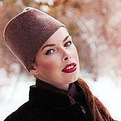 Аксессуары handmade. Livemaster - original item Hat-forage cap. Handmade.