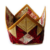 Для дома и интерьера ручной работы. Ярмарка Мастеров - ручная работа Корзинка для хлеба. Handmade.