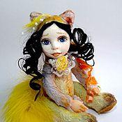 Куклы и игрушки handmade. Livemaster - original item Teddy $ Alice. Handmade.