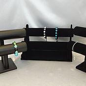 Манекены ручной работы. Ярмарка Мастеров - ручная работа d 4см и 5 см. Манекен (подставка) для браслетов, часов. Handmade.