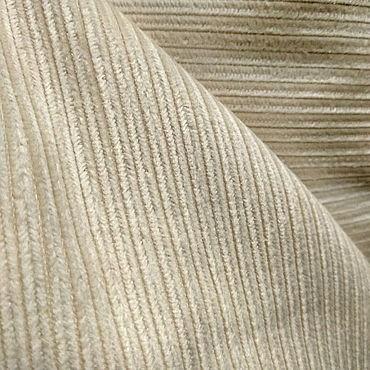 Материалы для творчества ручной работы. Ярмарка Мастеров - ручная работа 100% натуральный шелк ВЕЛЬВЕТ слоновая кость. Handmade.