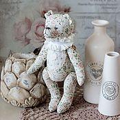 """Куклы и игрушки ручной работы. Ярмарка Мастеров - ручная работа Мишка """"Регина"""". Handmade."""