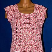 """Одежда ручной работы. Ярмарка Мастеров - ручная работа Топ """"Манящая простота"""". Handmade."""