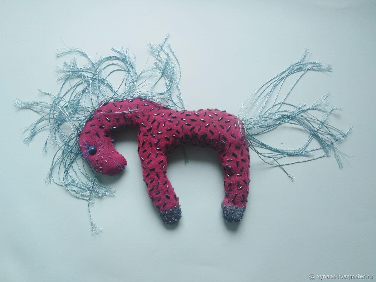 Волшебная лошадка, Интерьерная кукла, Санкт-Петербург,  Фото №1
