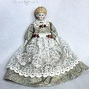 Куклы и игрушки ручной работы. Ярмарка Мастеров - ручная работа Антикварная кукла  China Doll. Handmade.